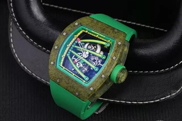 理查德米勒这个品牌的手表怎样样