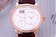 深圳回收朗格旧手表价格_深圳朗格旧手表回收价格是多少