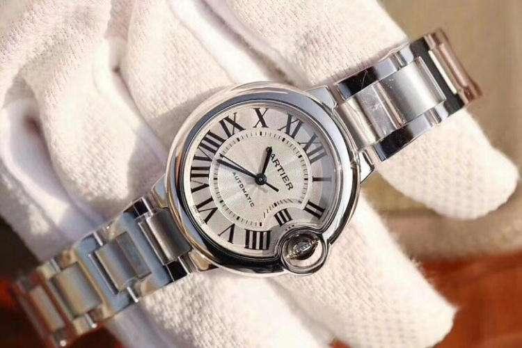 卡地亚蓝气球手表回收价钱什么样?普通几钱